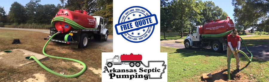 Searcy Septic Pumping - Arkansas Septic Pumping