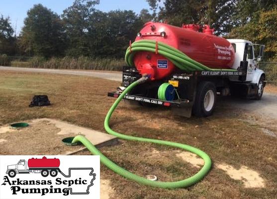 Septic Pumping Searcy Arkansas