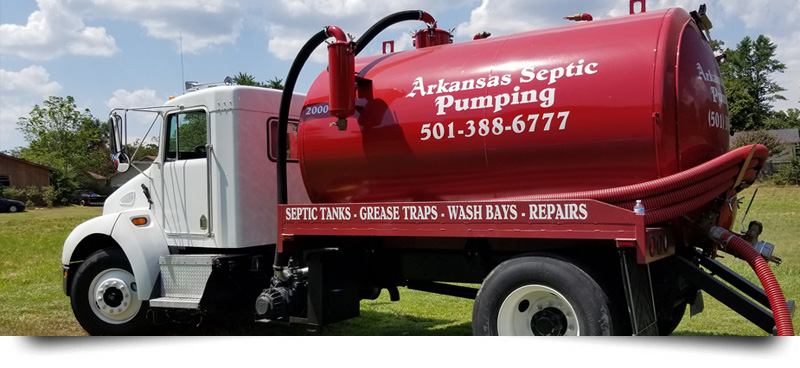 Searcy Septic Pumping